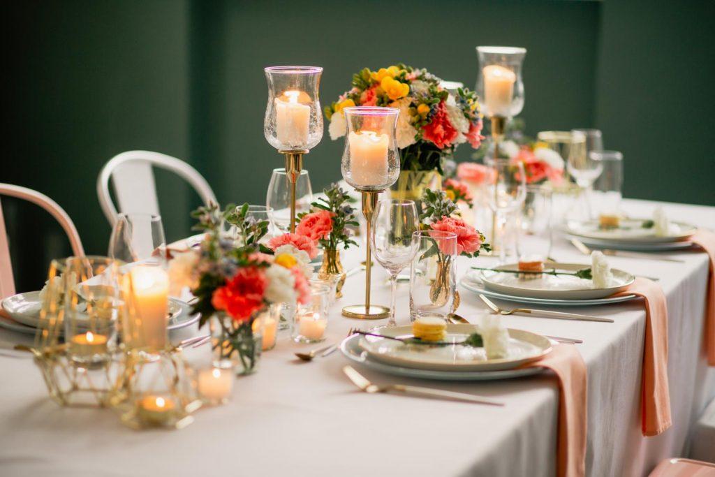 Deko-Konzept Tiny Wedding I: Melodie des Frühlings